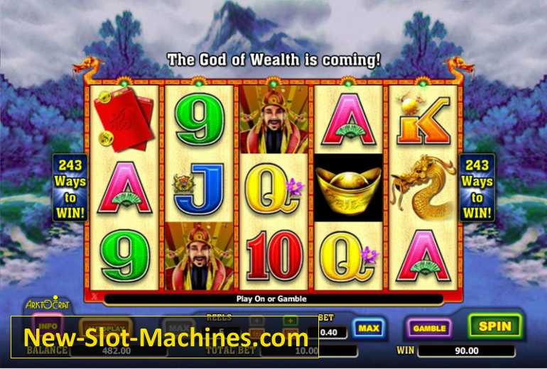 Nighttime Fun in the No Download At The Copa Slots